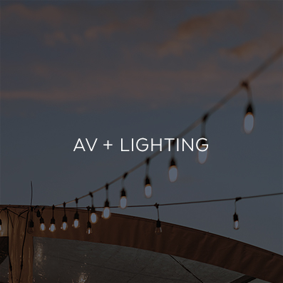 AV & Lighting