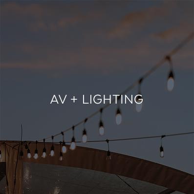 AV & Lighting